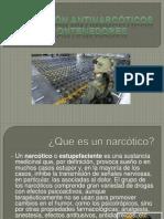 INSPECCION ANTINARCOTICOS