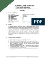 Análisis y Diseño de Sistemas - Final - DCM