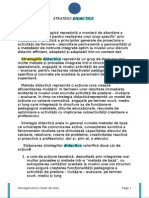 11 Strategiile Didactice 3