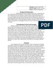 Student Tutoring Portfolio for Standard 6
