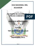 Policia Nacional Del Ecuador Modulo 4