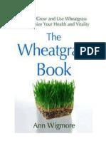 wheatgrass book español