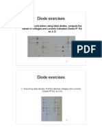 Diode Exercises