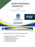 EKMA4216 MANAJEMEN PEMASARAN modul 9.pptx