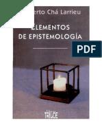1 Cha Larrieuepistemologia