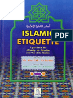 IslamicEtiquette APartFromTheBookMinhaj Ul MuslimByAbuBakrJabirAl Jazairy