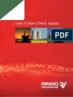 Gate Globe Check Catalogue