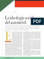 Gorz, André_La ideología social del automóvil