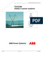 StatCom Application in power systems