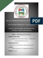 Informe CNEL