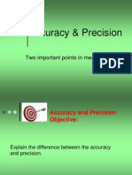 Accuracy, Precision ppt