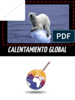 Calentamiento Global- Exposiciones