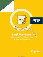 Email Marketing, El ABC para la creación de Campañas Efectivas