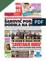 Dnevni list [broj 4378, 26.9.2013]