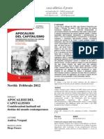 Rec. Apocalisse Del Capitalismo