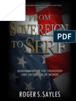 Roger Sayles From Sovereign to Serf - FREE Download