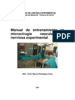 Manual Microcirugia