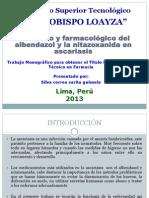 Diapositivas de Ascariasis
