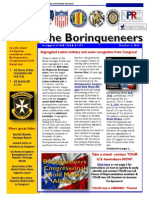 Borinqueneers Congressional Gold Medal Alliance 10-1-2013 Update