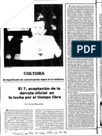 1985_El 7 Aceptacion de La Derrota