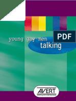 Young Gay Men Talking