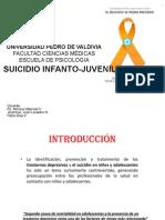 Suicidio Juvenil Oficial
