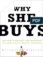 Why She Buys by Bridget Brennan - Excerpt