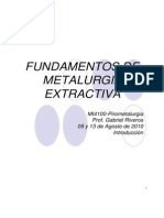 fundamentos metalurgia extractiva