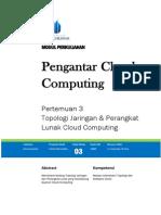 Pertemuan 3 - Cloud Computing