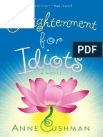 Enlightenment for Idiots by Anne Cushman - Excerpt