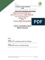 BID PACKAGE-( Cut & Bend-Rajhi Steel) (Rev-1)