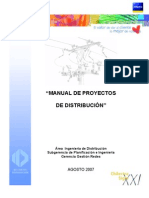Manual de Proyectos Agosto 2007