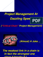 Project Management at Dazzling Speed Short 2