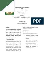 Informe de Recortadores y Cambiadores de Nivel