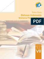 7 Bahasa Indonesia Buku Guru