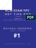 B. I PMR KCM Exam Tips 1®
