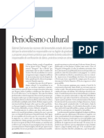 GABRIEL ZAID Sobre Periodismo Cultural