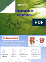 Qmc 302 - Tema 2 - Aromaticos