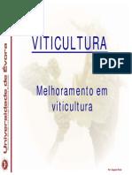 Melhoramento Em Viticultura