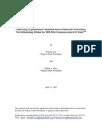 ROI Study Methodology