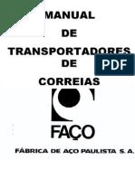 Manual de Transportadores de Correias Faco