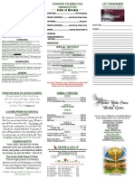 GWPWC Bulletin for Sept 29th 2013