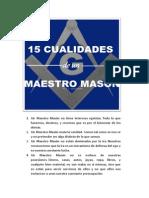 15 Cualidades de Un MM.pdf