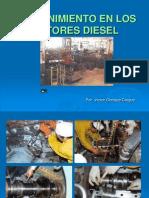 Mantenimiento en Los Motores Diesel 2010