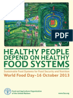 WorldFoodDay Issues 2013