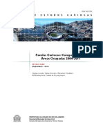 Favelas Cariocas. Comparação das áreas ocupadas 2004 -2011