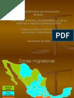 Presentación PRONIM Monterrey