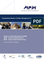 MPM-Broschüre