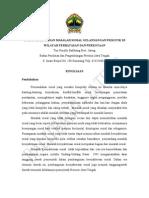 7 Study Penanganan Penyandang Masalah Sosial Gelandangan Psikotik Di Wilayah Perbatasan Dan Perko