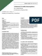 Interferencias en analisis inmunoquimico